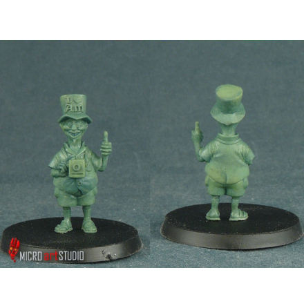 Discworld Miniature Twoflower
