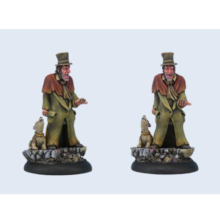 Discworld Miniature Foul Ole Ron and Gaspod (2)