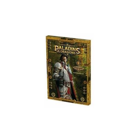 Dungeon Twister: Expansion 1: Paladins & Dragons (20% rabatt/discount!)