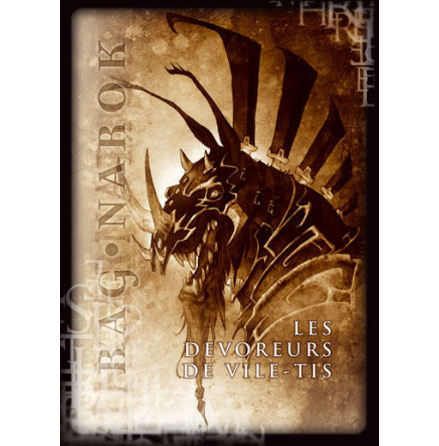 THE REVELATIONS OF THE BEAST (CARDPACK) (20% rabatt/discount!)