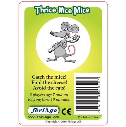 Thrice Nice Mice