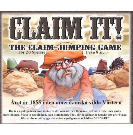 Claim it! (English)