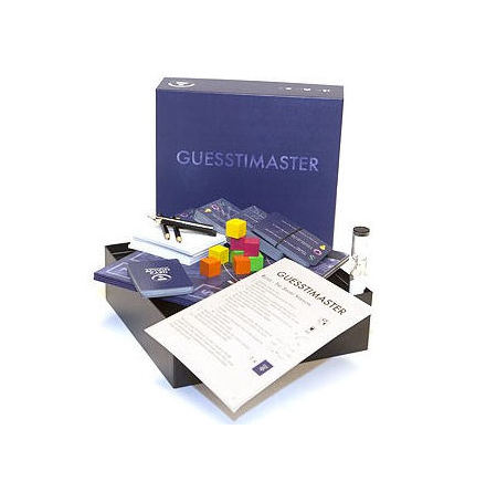 Guesstimaster (German rules)