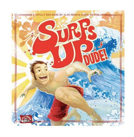 Surfs Up Dude! (20% rabatt/discount!)