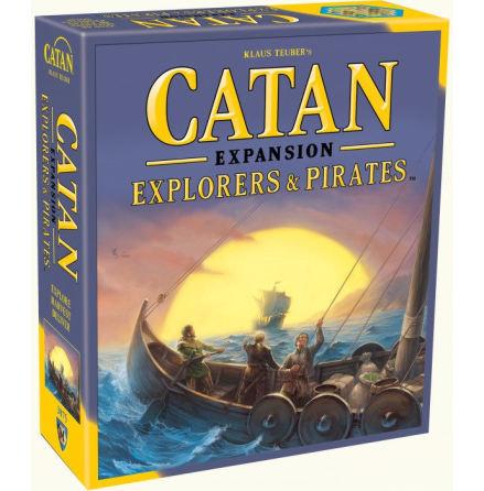 Catan: Explorers & Pirates Expansion (5th ed)