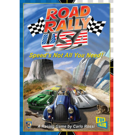 Road Rally USA (20% rabatt/discount!)