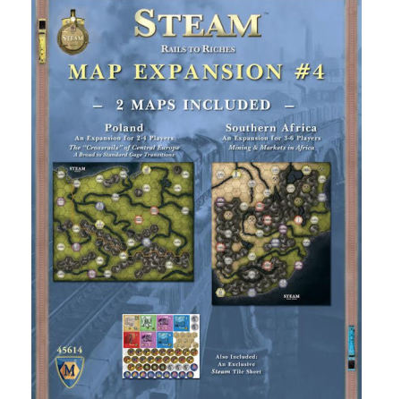 Steam: Expansion 1