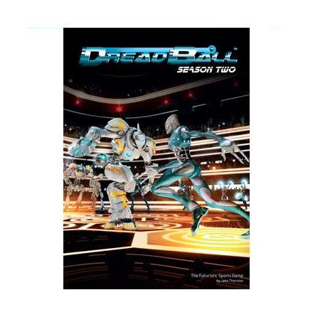 DreadBall: Season 2 Book (20% rabatt/discount!)