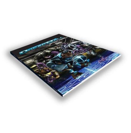 DreadBall: Season 3 Book (20% rabatt/discount!)