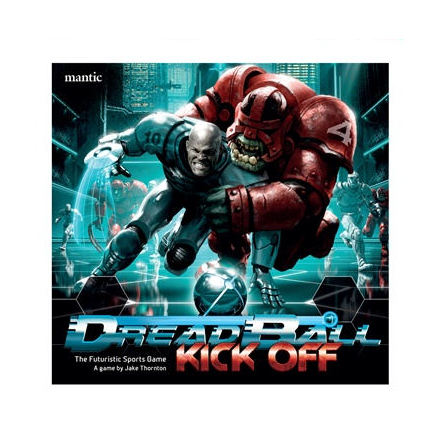 DreadBall: Kickoff (20% rabatt/discount!)