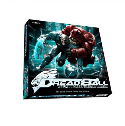 DreadBall Ltd Ed Azure Forest (20% rabatt/discount!)