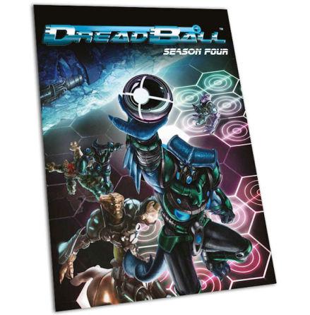 DreadBall: Season 4 Book (20% rabatt/discount!)