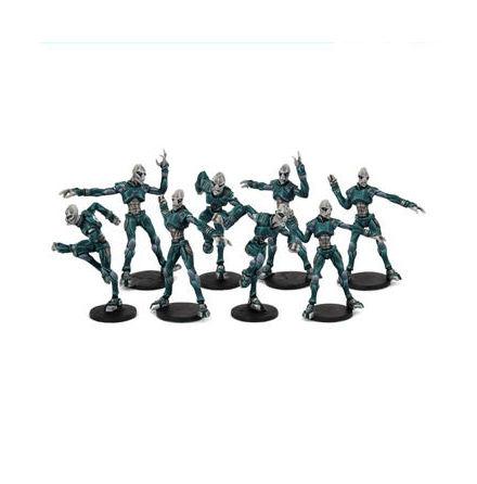 DreadBall: Pelgar Mystics (20% rabatt/discount!)