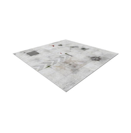 Deadzone Deluxe Rubber Mat (20% discount!)