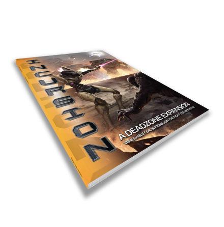 Deadzone Incursion - Supplement (20% rabatt/discount!)