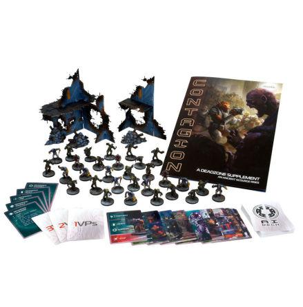 Deadzone: Contagion (Expansion) (20% rabatt/discount!)