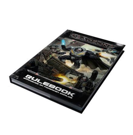 Deadzone 2nd Edition Hardback Rulebook (20% discount!)