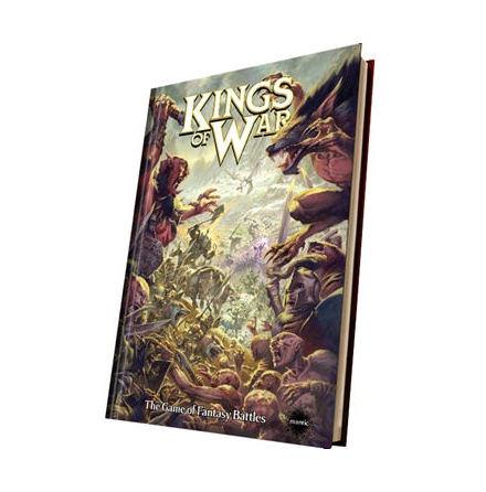 Kings of War 2nd Edition Hardback Rulebook (2015)