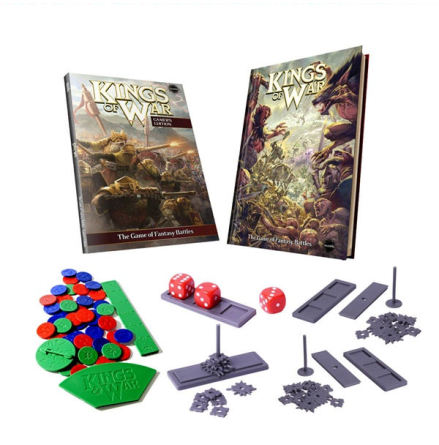 Kings of War Deluxe Gamer´s Edition (2015)