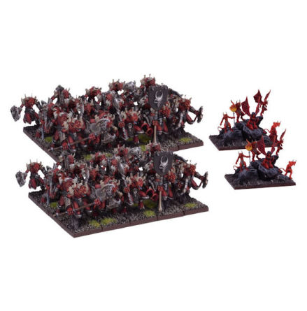 Forces of the Abyss - Lower Abyssals Horde