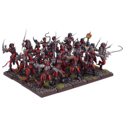 Forces of the Abyss - Succubi Regiment
