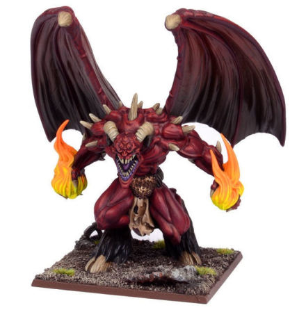 Forces of the Abyss - Abyssal Fiend