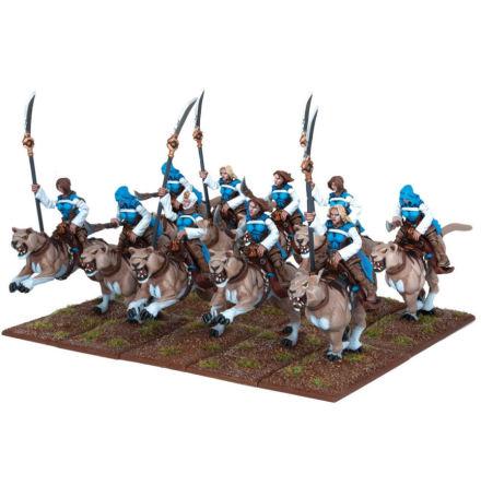 Basilean Sisterhood Panther Lancers (10)