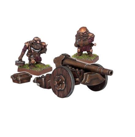 Dwarf Iron Belcher Cannon