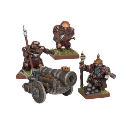Dwarf Bombard (1)