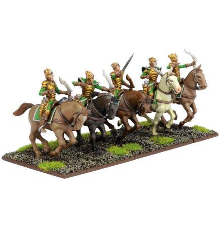 Elf Silverbreeze Cavalry (2016)