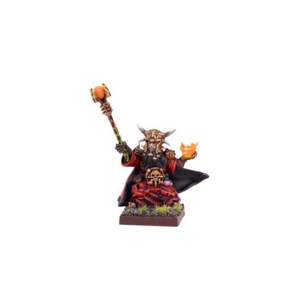 Abyssal Dwarf Iron-caster (2015)