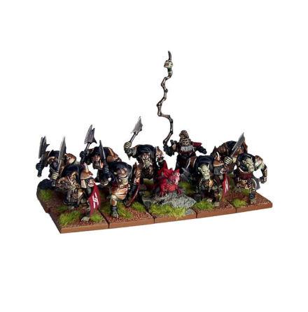Abyssal Dwarf Slave Orcs