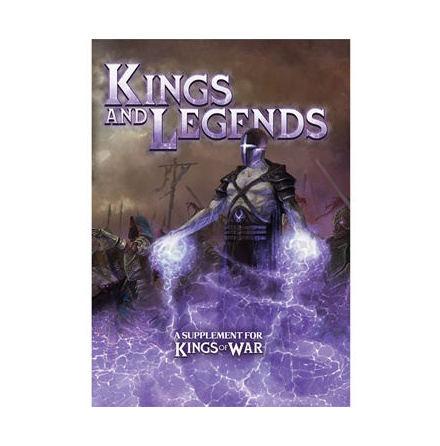 Kings and Legends Supplement Book (20% rabatt/discount!)