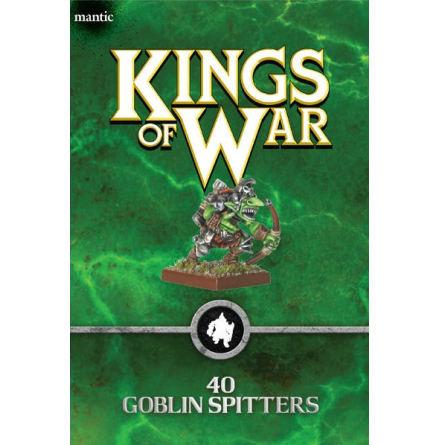Goblins Spitters Horde (40)