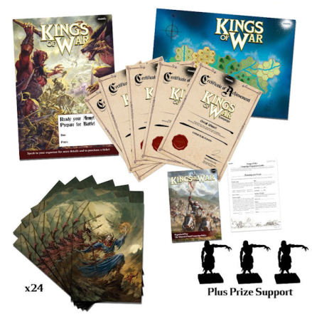 Kings of War Campaign Pack (självkostnadspris)