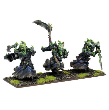 Undead Wights (2016)