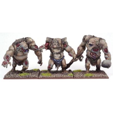 Undead Zombie Troll Regiment