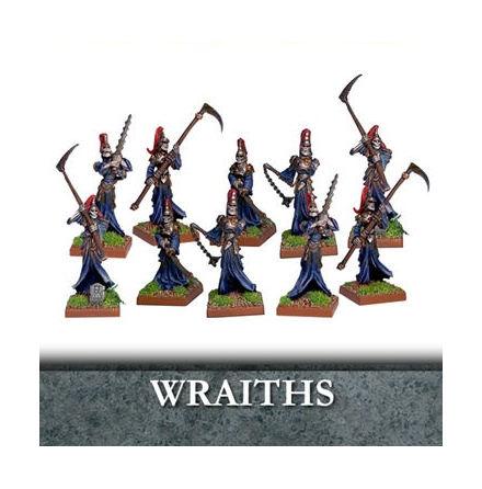 Undead Wraiths