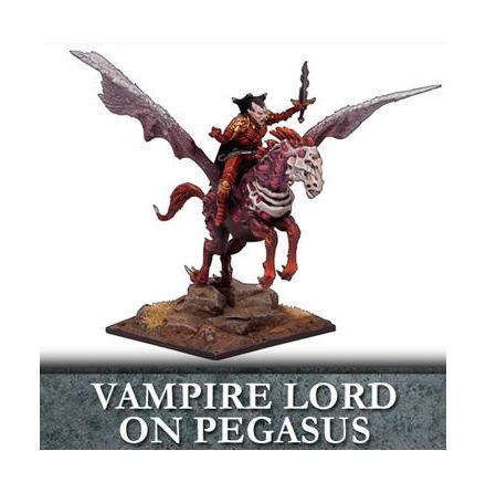 Vampire Lord on Undead Pegasus
