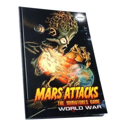 Mars Attacks: World War (Utgående - 20% rabatt!)