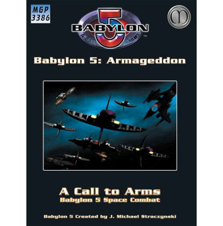 Babylon 5: Armageddon Rulebook