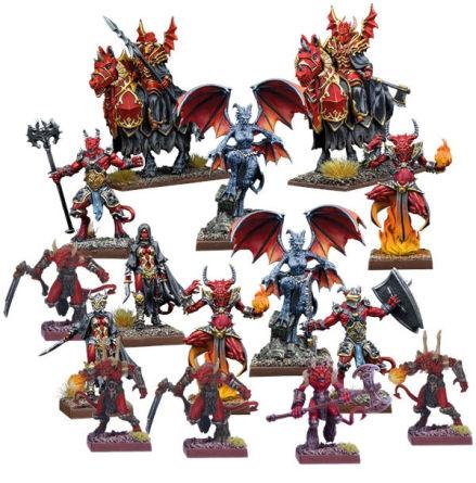 VANGUARD: Abyssal Warband Set