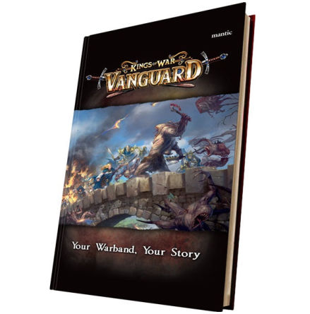 VANGUARD: Rulebook