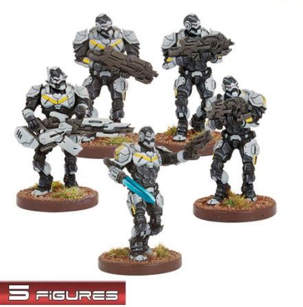 Enforcers Strike Team