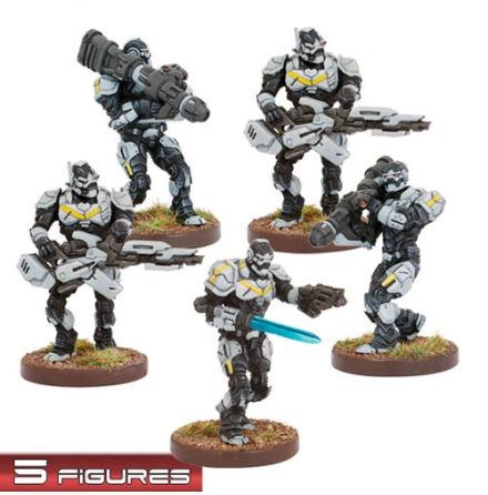 Enforcers Suppression Team