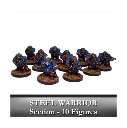 Forge Father Steel Warrior Section (20% rabatt/discount!)