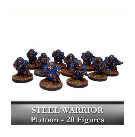 Forge Father Steel Warrior Platoon (20% rabatt/discount!)