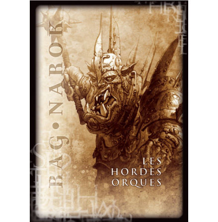 ARMY PACK: THE ORCISH TRIBES (CARDPACK) (20% rabatt/discount!)