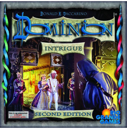 Dominion: Intrigue 2nd ed