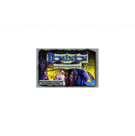 Dominion: Intrigue 2nd ed update pack